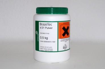 BrazeTec d 21